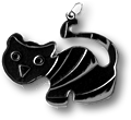 Witch's Cat Charm for increasing your chances of winning